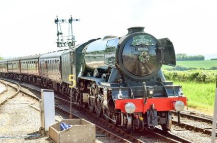 Taken on the West Somerset Railway, Kevin Beer