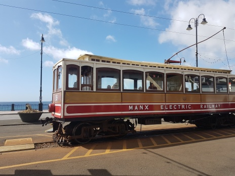 Manx Electric Railway Douglas