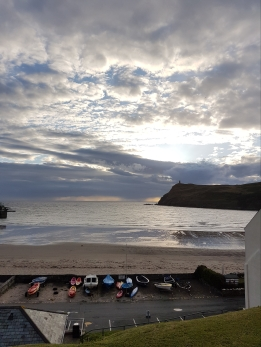 Port Erin at Dusk