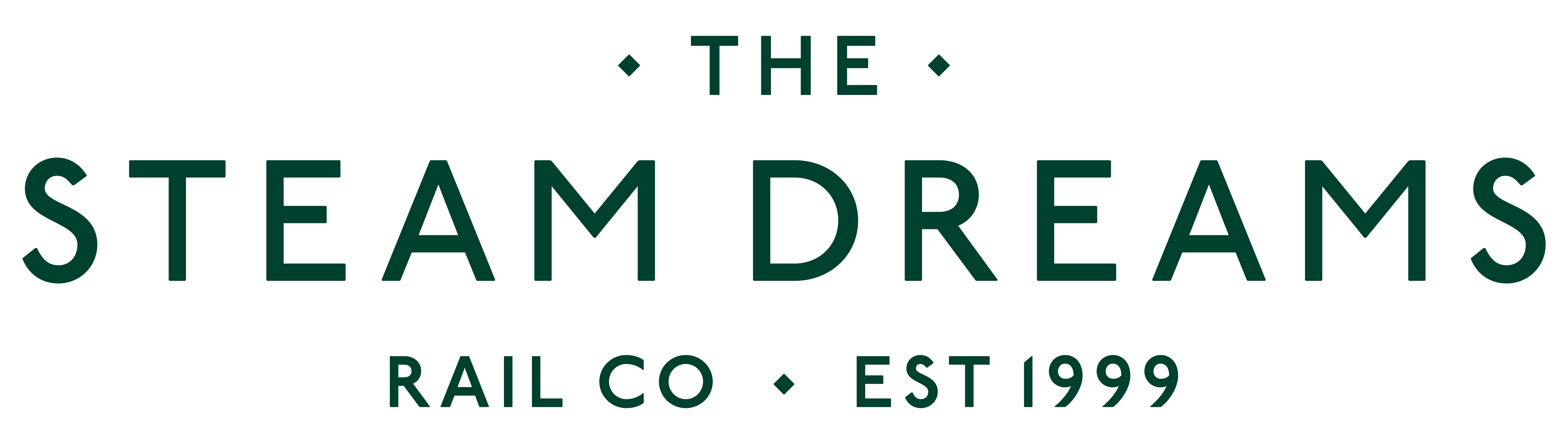 The Steam Dreams Rail Co blog